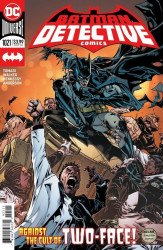 DC Comics's Detective Comics Issue # 1021