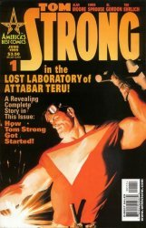America's Best Comics's Tom Strong Issue # 1