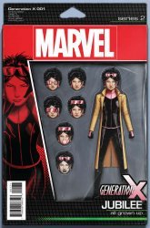 Marvel Comics's Generation X Issue # 1g