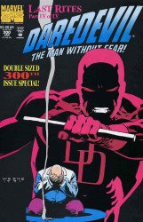 Marvel Comics's Daredevil Issue # 300