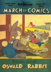 Western Printing Co.'s March of Comics Issue # 38e