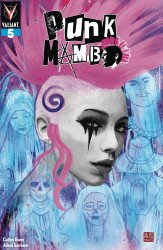 Valiant Entertainment's Punk Mambo Issue # 5b