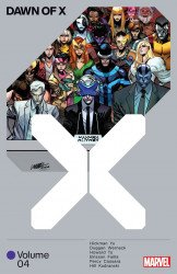 Marvel Comics's Dawn of X TPB # 4