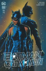 DC Black Label's Batman / Catwoman Issue # 2c