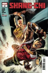 Marvel Comics's Shang-Chi Issue # 2