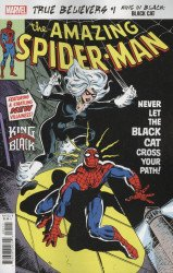 Marvel Comics's True Believers: King In Black - Black Cat Issue # 1