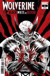 Marvel Comics's Wolverine: Black, White & Blood Issue # 1c