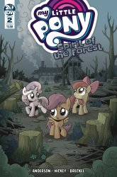 IDW Publishing's My Little Pony: Spirit Of The Forest Issue # 2