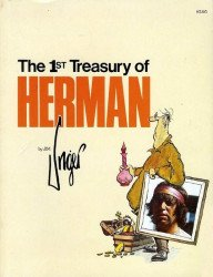 Andrews McMeel Publishing's Herman Treasury TPB # 1-2nd print