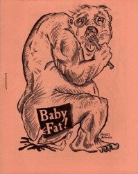 Clay Geerdes's Babyfat Issue # 15