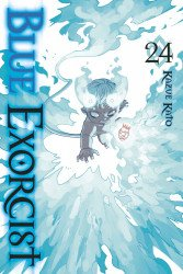 Viz Media's Blue Exorcist TPB # 24