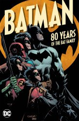 DC Comics's Batman: 80 Years Of The Bat Family TPB # 1