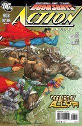 DC Comics's Action Comics Issue # 903