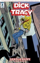 IDW Publishing's Dick Tracy: Dead or Alive Issue # 2