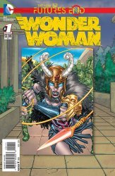 DC Comics's Wonder Woman: Futures End Issue # 1