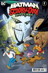 DC Comics's The Batman & Scooby-Doo Mysteries Issue # 2