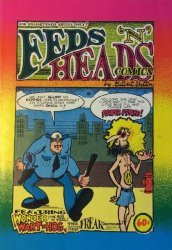 The Print Mint's Feds 'n' Heads Issue # 1-8th print