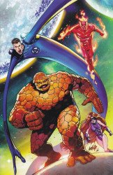 Marvel Comics's Fantastic Four Issue # 1unknown-c