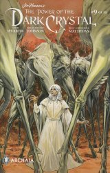 Archaia Studios Press's Jim Henson's Power of The Dark Crystal Issue # 9
