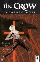 IDW Publishing's The Crow: Memento Mori Issue # 4ri