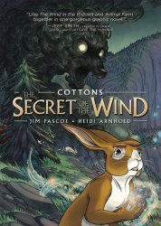 First Second Books's Cottons: The Secret Of The Wind Hard Cover # 1