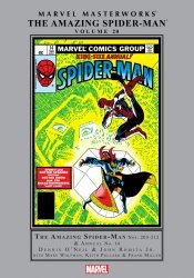 Marvel Comics's Marvel Masterworks: The Amazing Spider-Man Hard Cover # 20