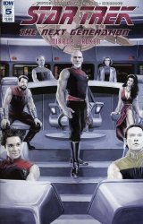 IDW Publishing's Star Trek: The Next Generation - Mirror Broken Issue # 5