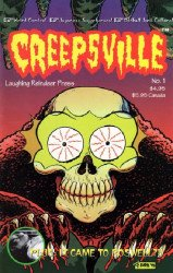 Laughing Reindeer Press's Creepsville Issue # 1