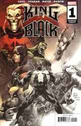 Marvel Comics's King in Black Issue # 1r