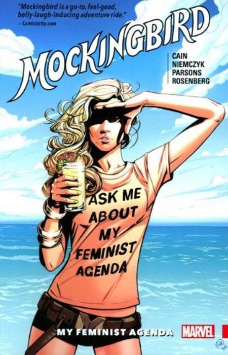 marvel comics mockingbird