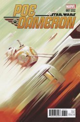 Marvel's Star Wars: Poe Dameron Issue # 7d