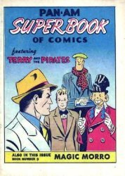 Western Printing Co.'s Pan-Am: Super Book of Comics Issue # 9