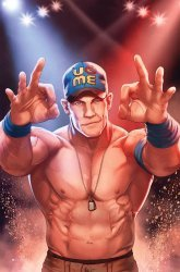 BOOM! Studios's WWE Issue # 5b