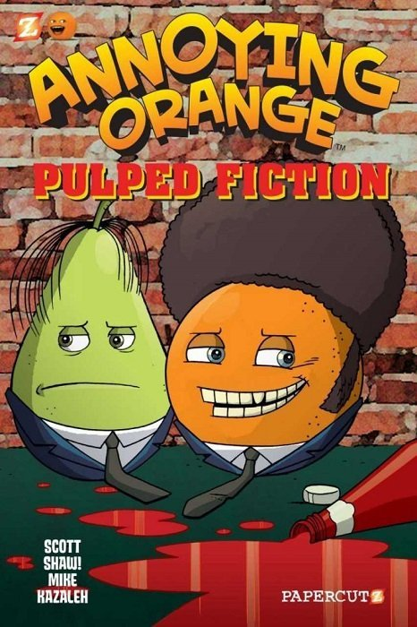 annoying orange comics - photo #8
