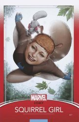 Marvel Comics's The Unbeatable Squirrel Girl Issue # 27e