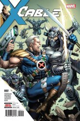 Marvel Comics's Cable Issue # 2