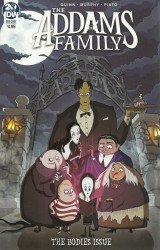 IDW Publishing's The Addams Family: The Bodies Issue Issue # 1