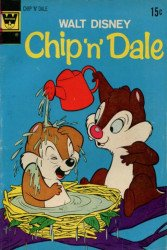 Gold Key's Chip 'n' Dale Issue # 16whitman