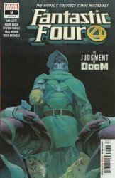 Marvel Comics's Fantastic Four Issue # 9
