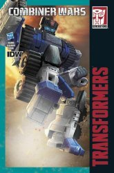 IDW Publishing's Transformers: Combiner Wars - Wave 3 Issue # 3