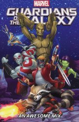 Marvel Comics's Marvel Universe: Guardians of the Galaxy TPB # 1b