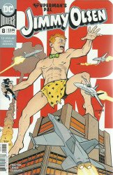 DC Comics's Superman's Pal Jimmy Olsen Issue # 8