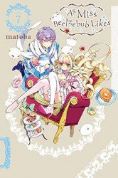 Yen Press's As Miss Beelzebub Likes Soft Cover # 7