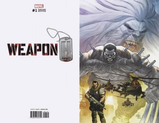 Marvel Comics's Weapon H Issue # 1i