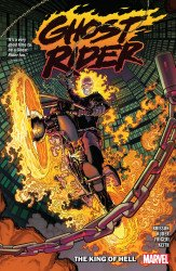 Marvel Comics's Ghost Rider TPB # 1