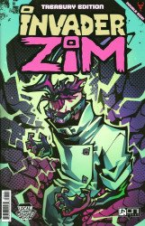 Oni Press's Invader Zim Special # 3lcsd-2019