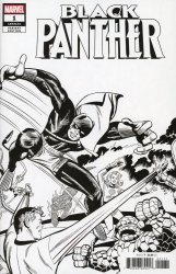 Marvel Comics's Black Panther Issue # 1g