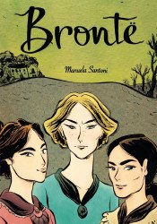 Graphic Visions's Bronte Soft Cover # 1
