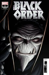 Marvel Comics's Black Order Issue # 1d