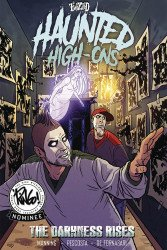 Source Point Press's Twiztid: Haunted High-Ons - Darkness Rises TPB # 1